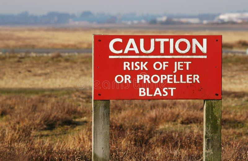 疾风小心喷气机 库存照片