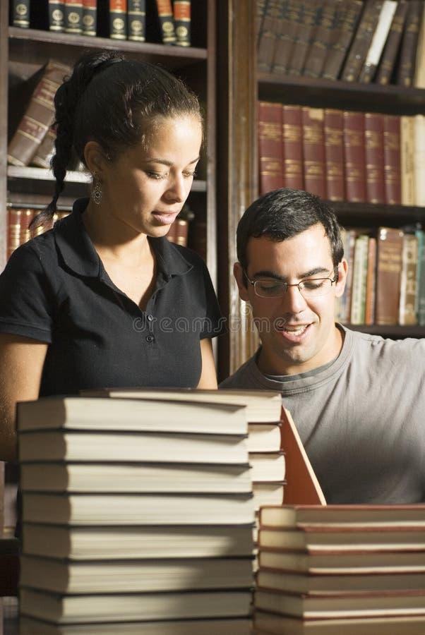 登记垂直的学员 免版税图库摄影