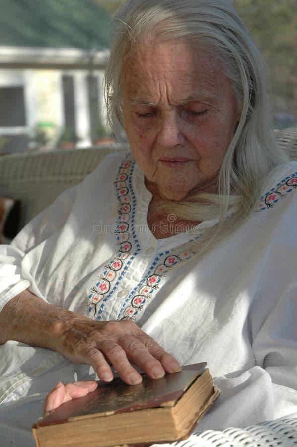 登记祖母了不起的s 免版税库存图片