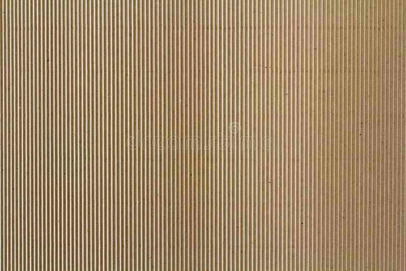白光米黄拷贝空间垂直的镶边背景、平面或者布料材料弄皱了纹理或纸板如减速火箭 图库摄影