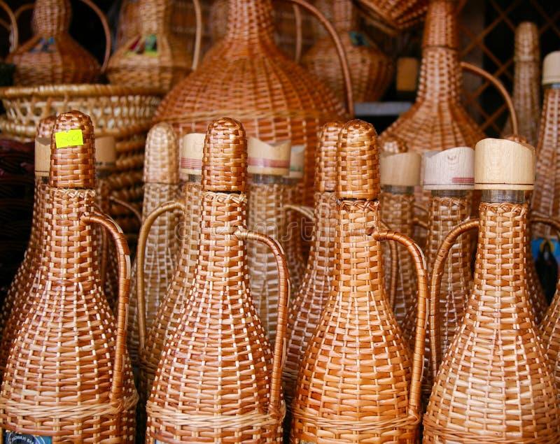 白兰地酒市场塞尔维亚人 免版税库存图片