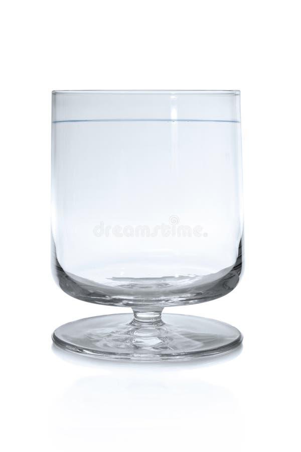 白兰地酒玻璃酒杯 免版税库存照片