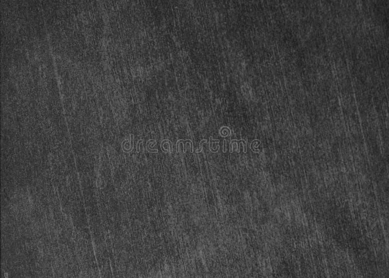 白垩在背景纹理的黑板摩擦了为增加文本或图形设计 ` 库存照片