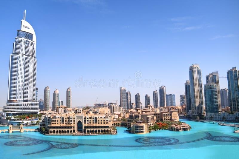 白天迪拜地平线