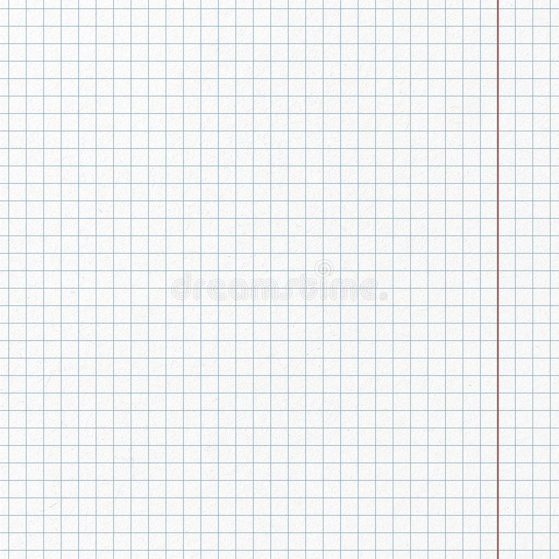 纸被摆正的样式页  免版税库存照片