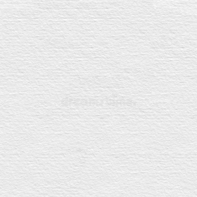 白皮书纹理,可以使用作为背景 无缝的正方形 免版税图库摄影