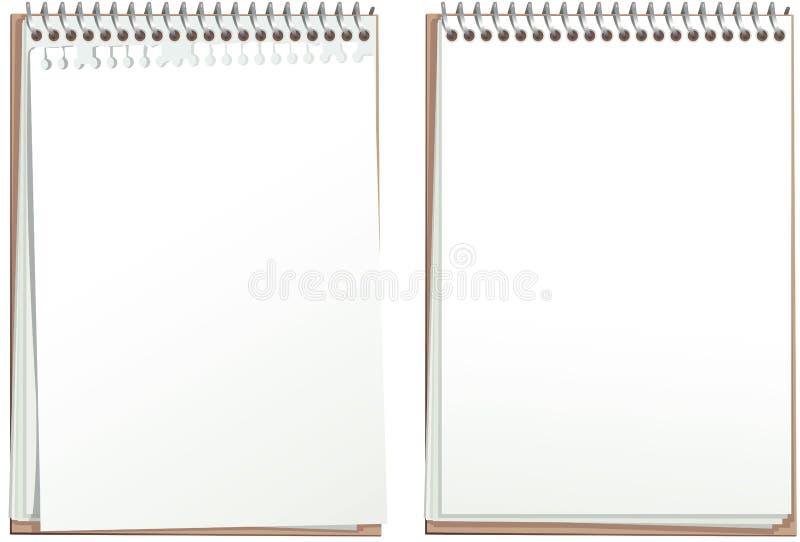 Download 白纸笔记本 向量例证. 插画 包括有 消息, 通知单, 空白的, 看板卡, 通信, 文件夹, 记事本, 蓝色 - 72359044