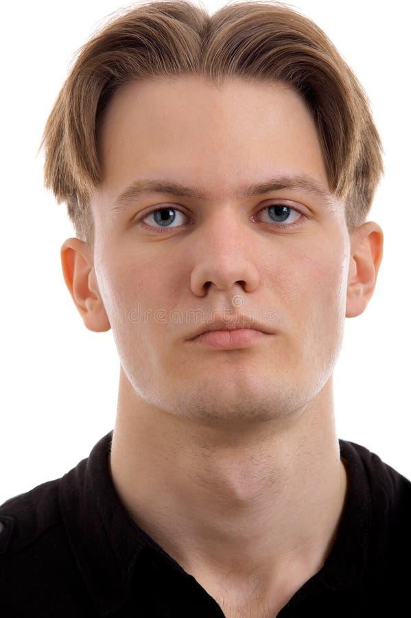 白肤金发的人 免版税库存图片