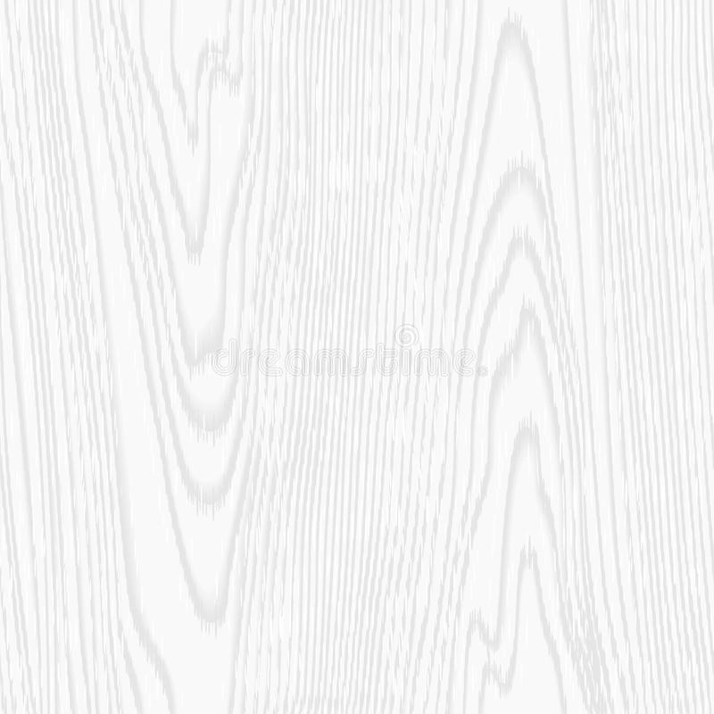 白色传染媒介无缝的树纹理 例证的,海报,背景,印刷品,墙纸模板 EPS10 向量例证