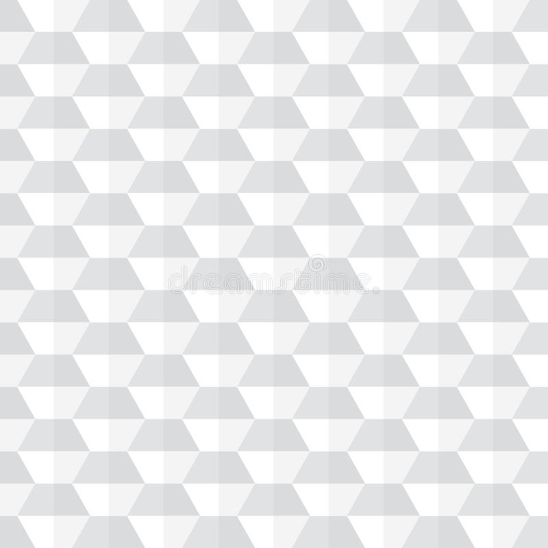 白色几何抽象背景 库存照片