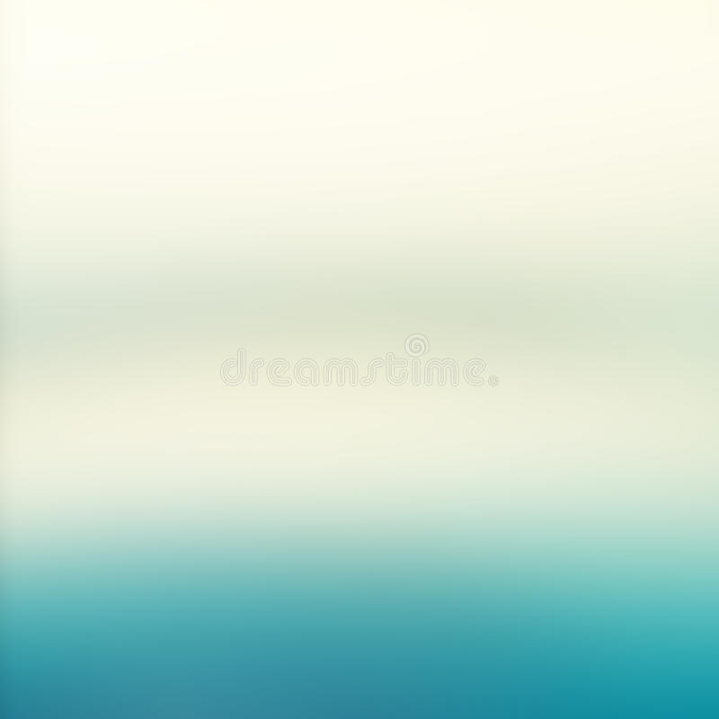 白色和blue& x28; turquoise& x29;梯度背景 图库摄影