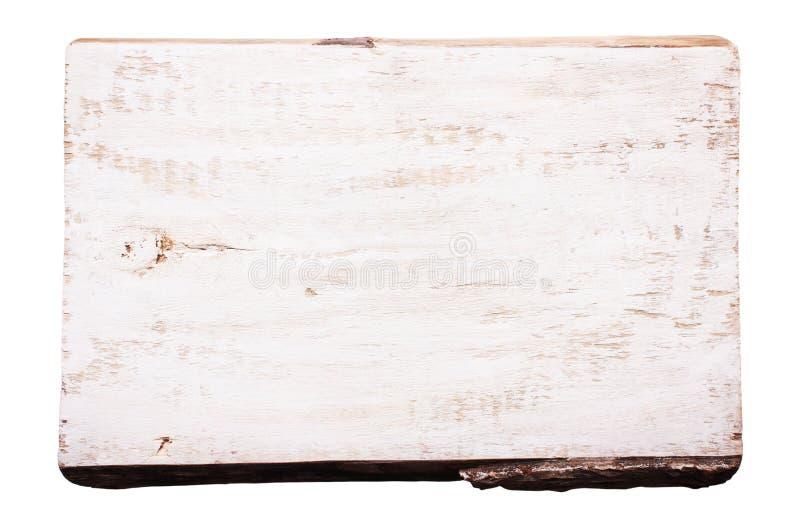白色土气木纹理 橡木板条 库存图片