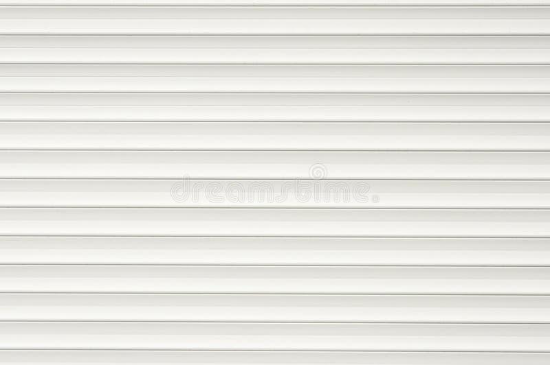 白色塑料镶板纹理 库存照片