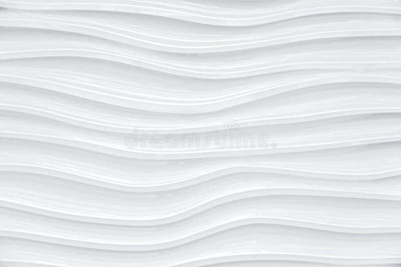 白色墙壁纹理 免版税库存图片