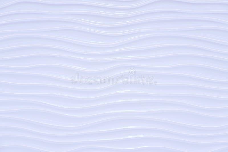 白色墙壁纹理 皇族释放例证