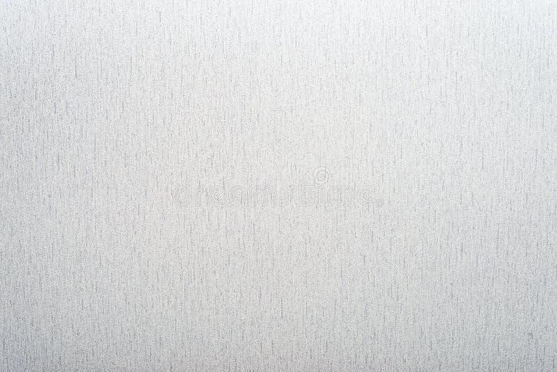 白色墙纸纹理 库存照片