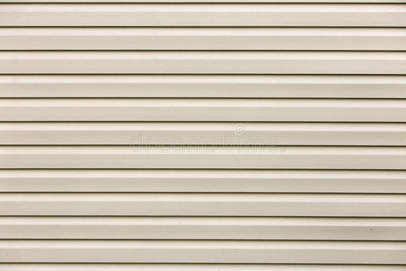 白色平的水平面纹理 乙烯基塑料板条,支持的委员会,拷贝空间背景 库存照片