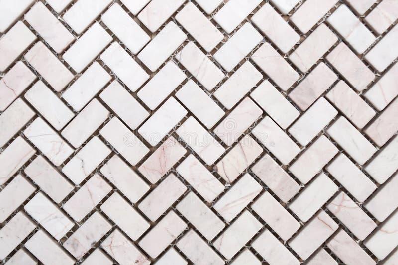 白色或llight灰色颜色大理石石墙纹理或抽象背景 免版税图库摄影