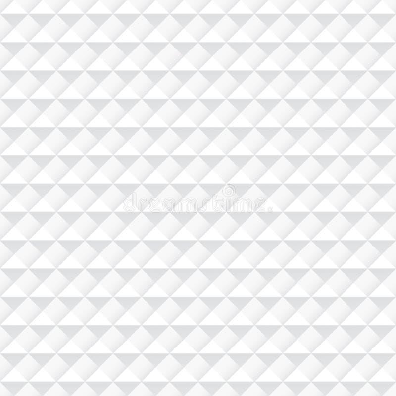 白色抽象背景传染媒介 皇族释放例证
