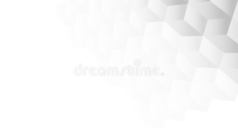 白色抽象背景墙壁纹理树荫  皇族释放例证