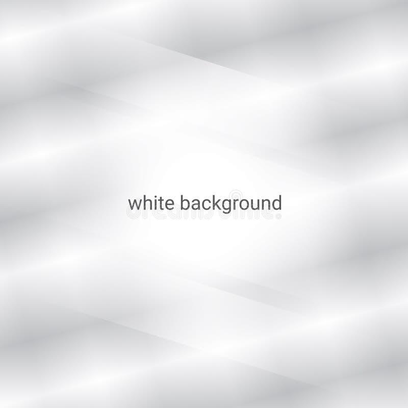 白色摘要bg 皇族释放例证
