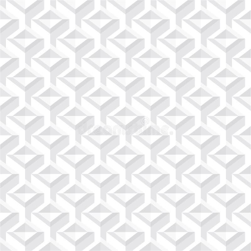 白色无缝的纹理背景 免版税库存照片