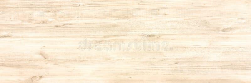白色有机木纹理 背景轻木 老被洗涤的木头 免版税库存图片