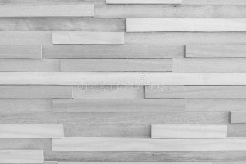 白色木纹理背景表面摘要木材老板条 库存例证