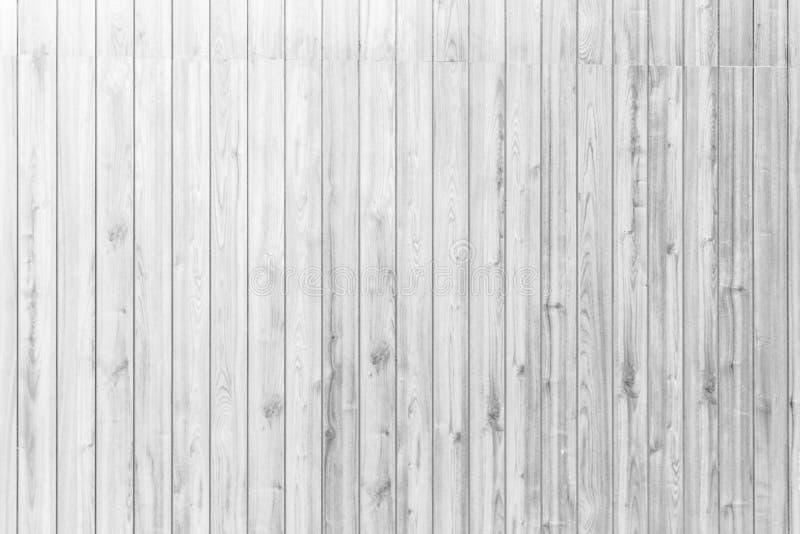白色木背景纹理,无缝的木地板纹理,艰苦 库存照片