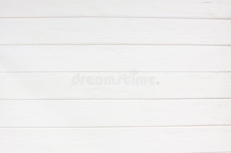 白色木backroung 库存图片