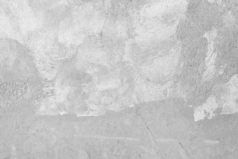白色混凝土复式墙面 免版税库存照片