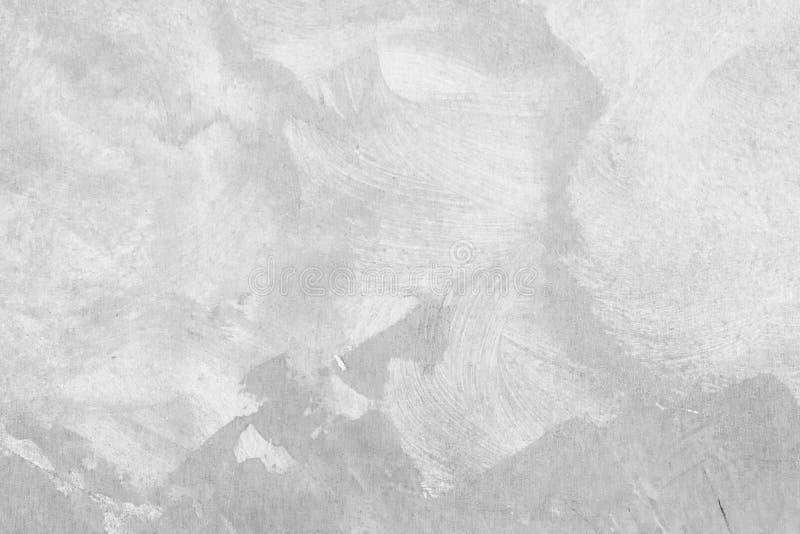 白色混凝土复式墙面 免版税库存图片