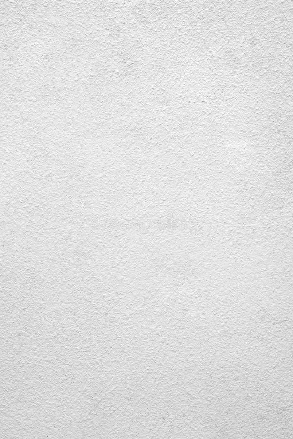 白色灰泥纹理 库存照片