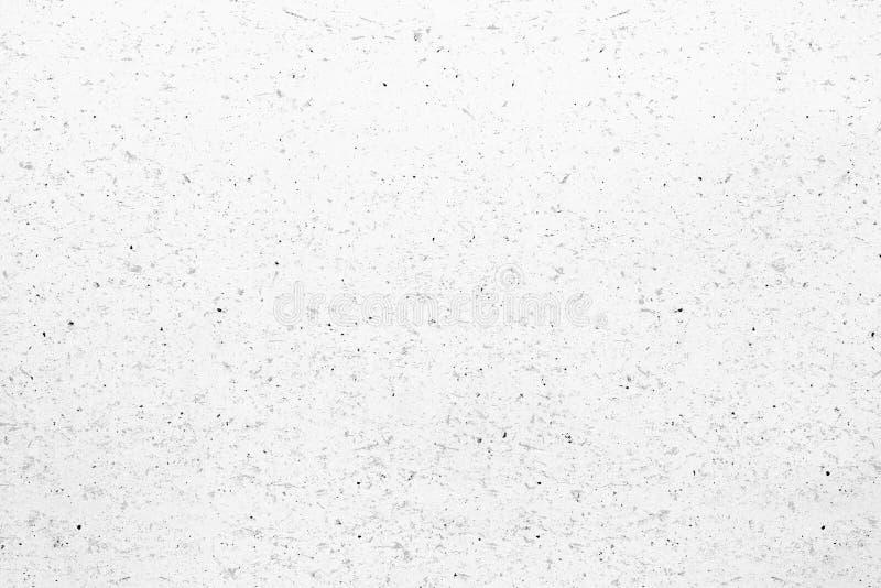 白色灰色难看的东西纸纹理 库存照片