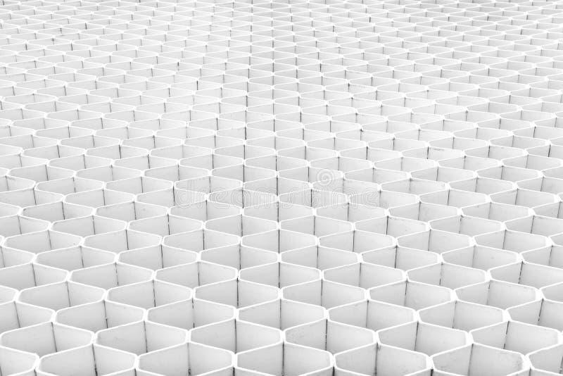 白色现代内部背景 抽象大厦,仿造wal 免版税库存图片