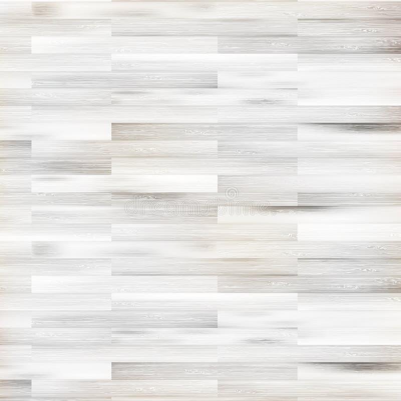 白色现代木纹理。+ EPS10 皇族释放例证