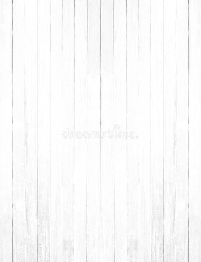 白色胶合板地板纹理背景 板条样式表面淡色被绘的墙壁;在橡木木材上的灰色委员会五谷桌面; 免版税库存照片