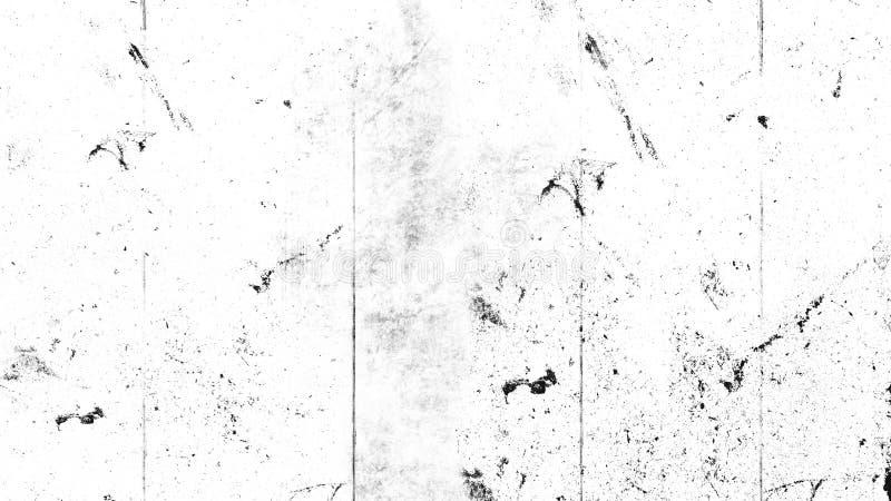 白色被抓的难看的东西背景,文本的老影片作用 图库摄影