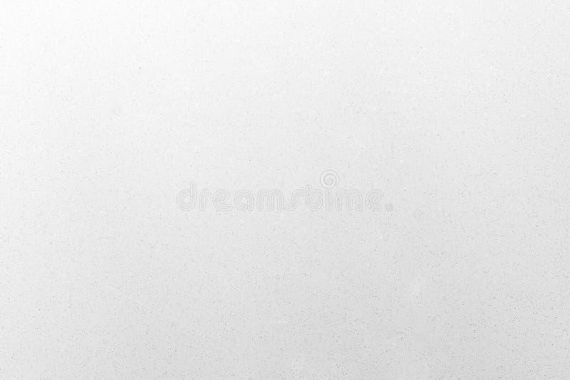 白色闪烁纹理背景 设计的金属纸 图库摄影