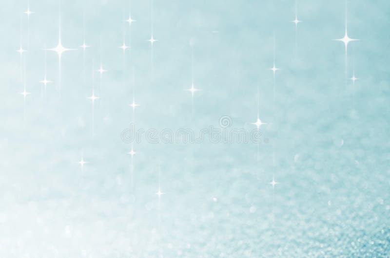 白色闪闪发光 免版税库存图片