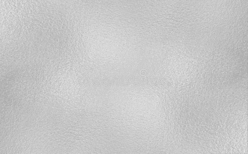 白色颜色毛玻璃纹理背景 免版税图库摄影