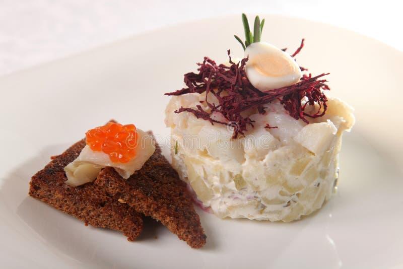 Download 白色鱼沙拉 库存图片. 图片 包括有 烹调, 新鲜, 背包, 美食, 男低音, 餐巾, 油煎, 健康, 膳食 - 72364095