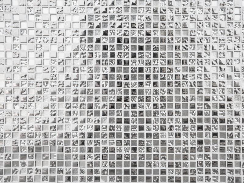 白色玻璃样式背景纹理 库存照片