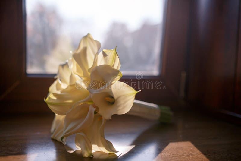 Download 白色水芋属花婚礼花束 库存照片. 图片 包括有 花卉, 首先, 婚礼, lilly, 生活, 工厂, 水芋属 - 72361242