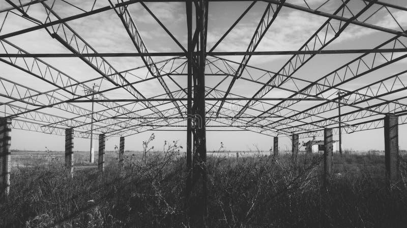 黑白2 库存照片