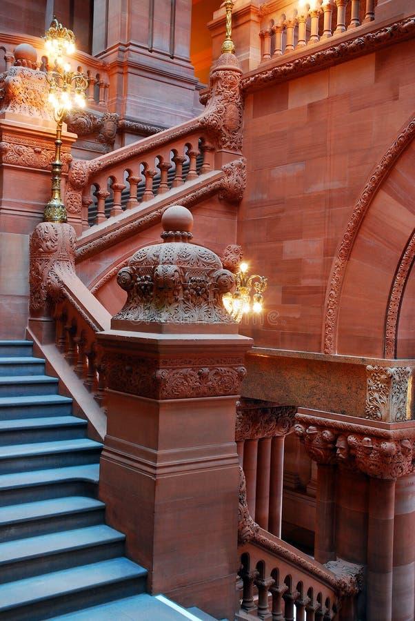 百万美元的楼梯, 库存图片