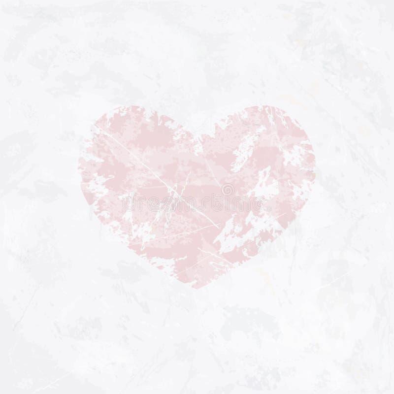 冻结的心脏 皇族释放例证