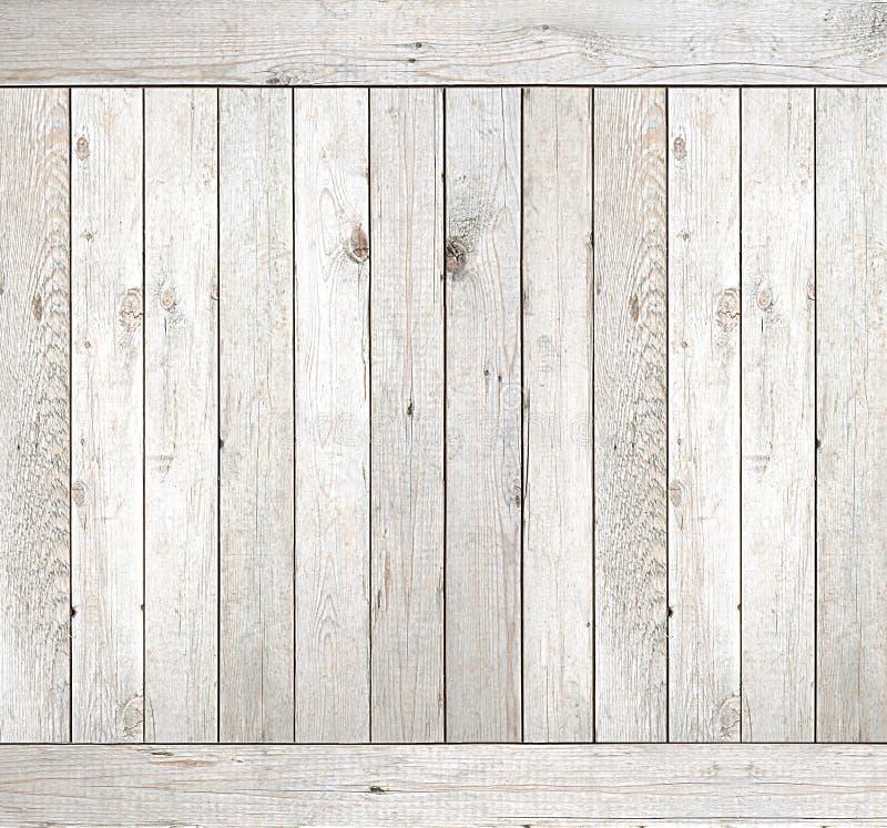 轻的木板条纹理背景 免版税库存照片