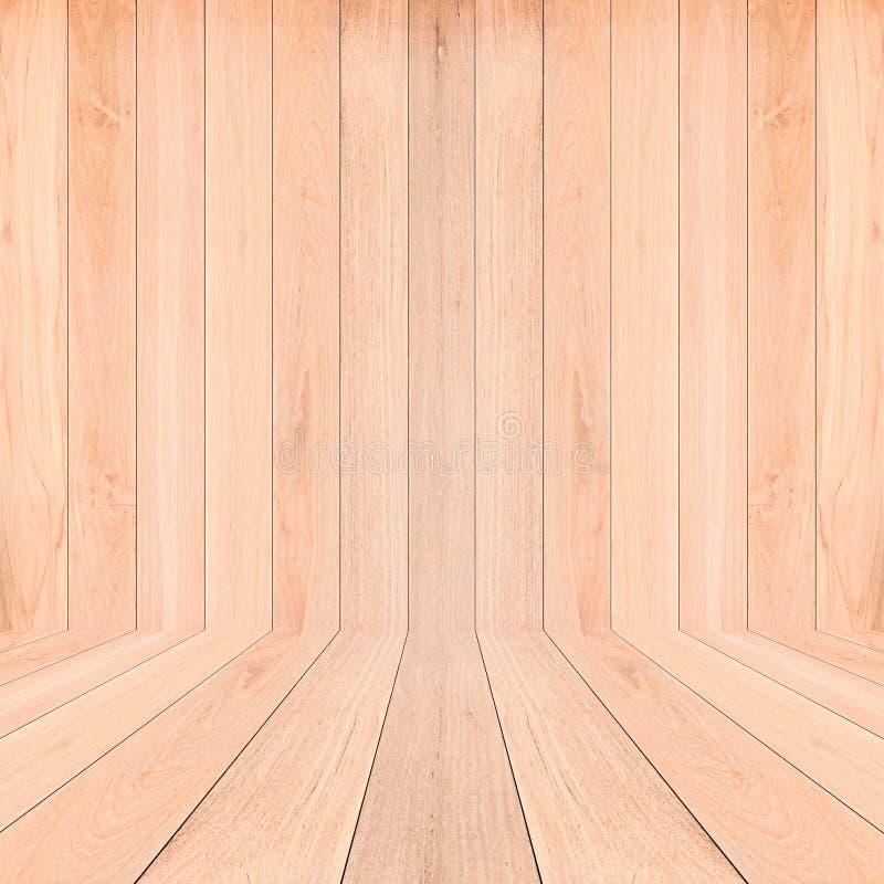 轻的木纹理背景 库存照片
