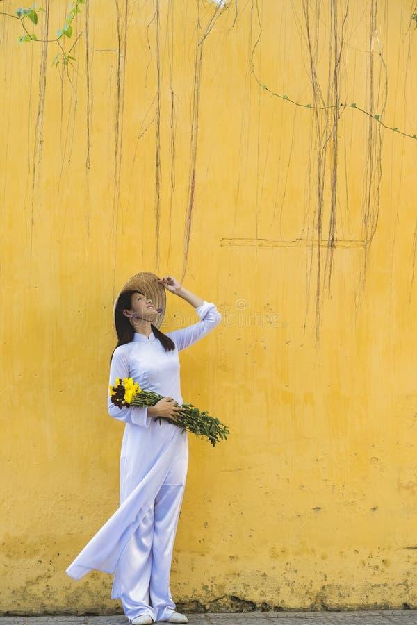 的Hoi,越南语生活  免版税图库摄影